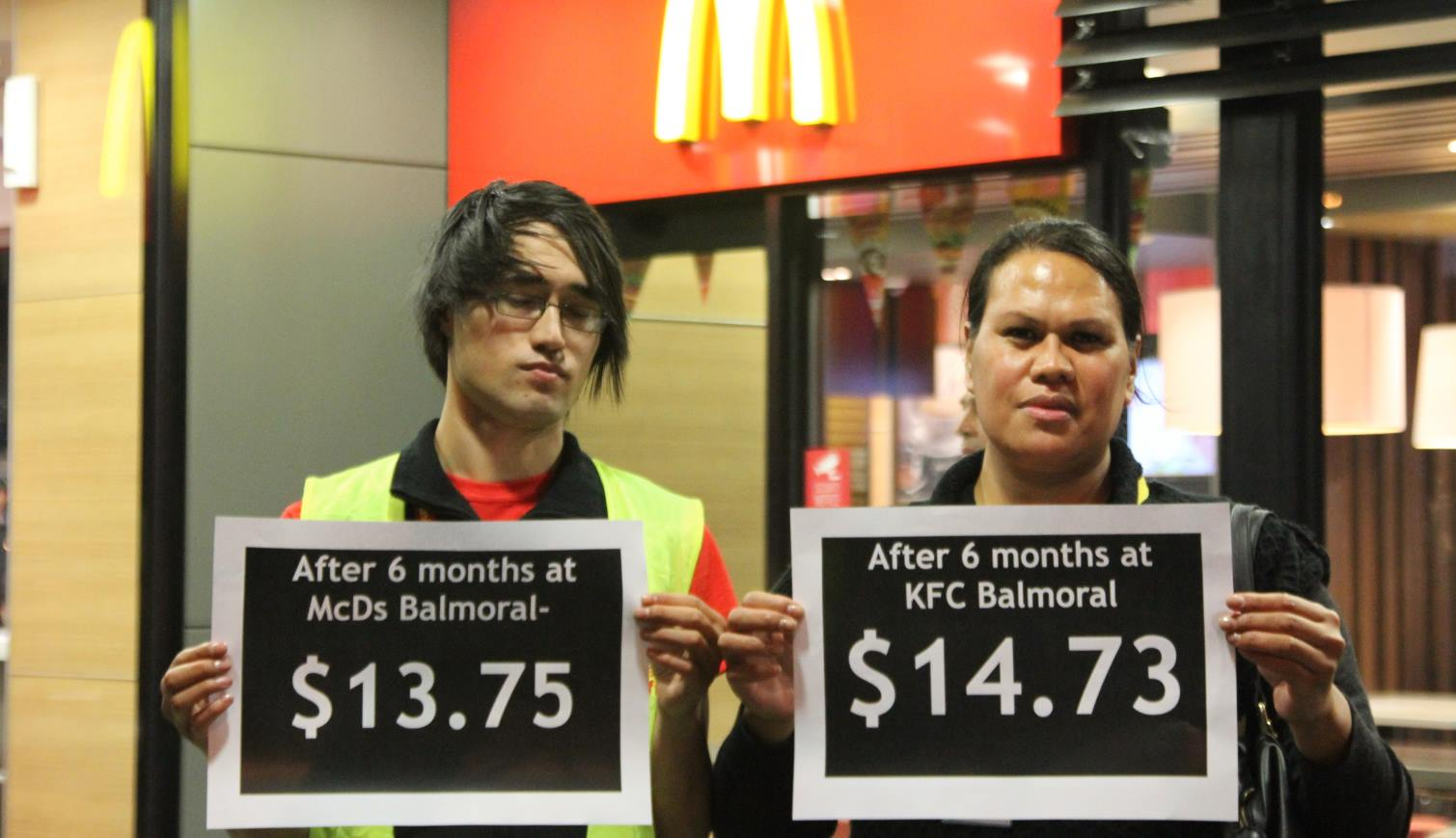 why mcdonalds workers are fighting unitenews why mcdonalds workers are fighting
