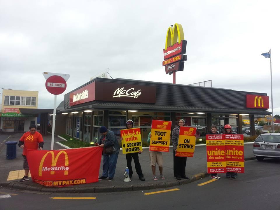 McDonald's HR practices